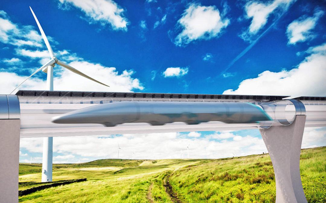 Duitse studenten winnen Hyperloopcompetitie
