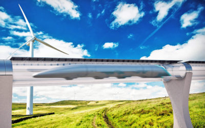 Duitse studenten winnen Hyperloopcompetitie
