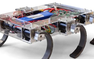 Studenten TU Delft presenteren acht innovatieve robots
